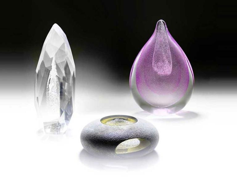 Kristallbestattung bei Immer und Ewig - Erinnerungskristalle